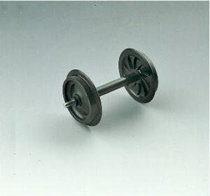 LGB 67401 <br/>Scheibenradsatz, Kunststoff, 2 Stück