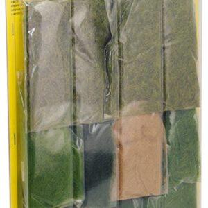 NOCH 07071 Grasfaser-Sortiment, lang