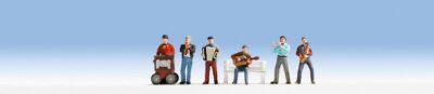 NOCH 12820 <br/>Straßenmusiker