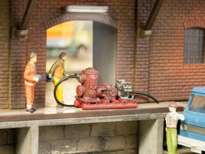 NOCH 13752 <br/>Entwässerungs-Pumpe
