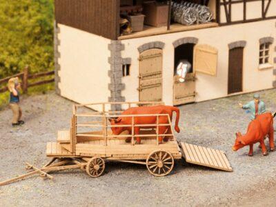 NOCH 14245 <br/>Viehtransportwagen