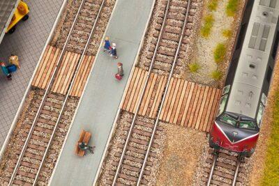 NOCH 14304 <br/>Bahnübergang