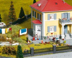 NOCH 14800 <br/>Garten-Zubehör