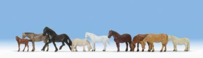 NOCH 15761 <br/>Pferde
