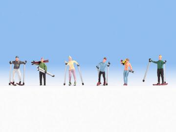 NOCH 15827 <br/>Skifahrer  1