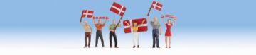 NOCH 15970 <br/>Dänische Fans 1