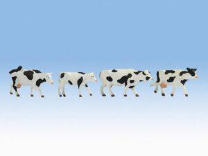 NOCH 17900 <br/>Kühe, schwarz-weiß