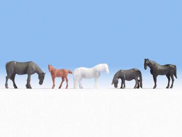 NOCH 18215 <br/>Pferde 1
