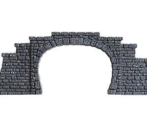 NOCH 34400 Tunnel-Portal, 1-gleisig, 5,5 x 6,5 cm