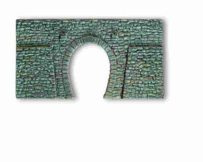 NOCH 34937 <br/>Tunnel-Portal, 1-gleisig, 16 x 9 cm