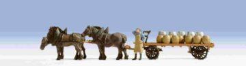 NOCH 37701 <br/>Brauereiwagen 1