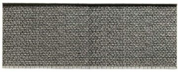 NOCH 48055 <br/>Mauer, extra lang, 51,6 x 9,8 cm 1