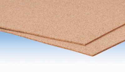 NOCH 50416 <br/>Kork-Platte, 3 mm hoch