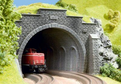 NOCH 58030 <br/>Tunnel-Innenwand, gerade
