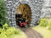 NOCH 58033 <br/>Tunnel-Fels-Innenwand, gebogen