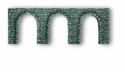 NOCH 58260 <br/>Arkadenmauer, offen, 27 x 10 cm