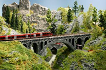 NOCH 58670 <br/>Rhône-Viadukt 1