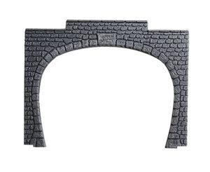 NOCH 60020 <br/>Tunnel-Portal, 2-gleisig, 15,5 x 12,5 cm