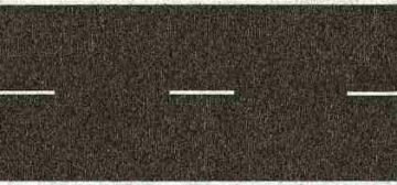 NOCH 60610 <br/>Landstraße, grau, 200 x 4,8 cm 1