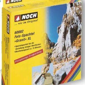 "NOCH 60882 Fels-Spachtel XL ""Granit"""