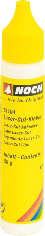 NOCH 61104 <br/>Laser-Cut-Kleber
