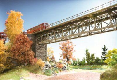 NOCH 62810 <br/>Brücke, Stahlbrücke