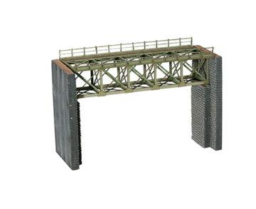 NOCH 67010 <br/>Brücke, Stahlbrücke, 18,8 cm lang 1