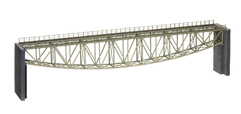 NOCH 67028 <br/>Fischbauchbrücke, 54 cm lang