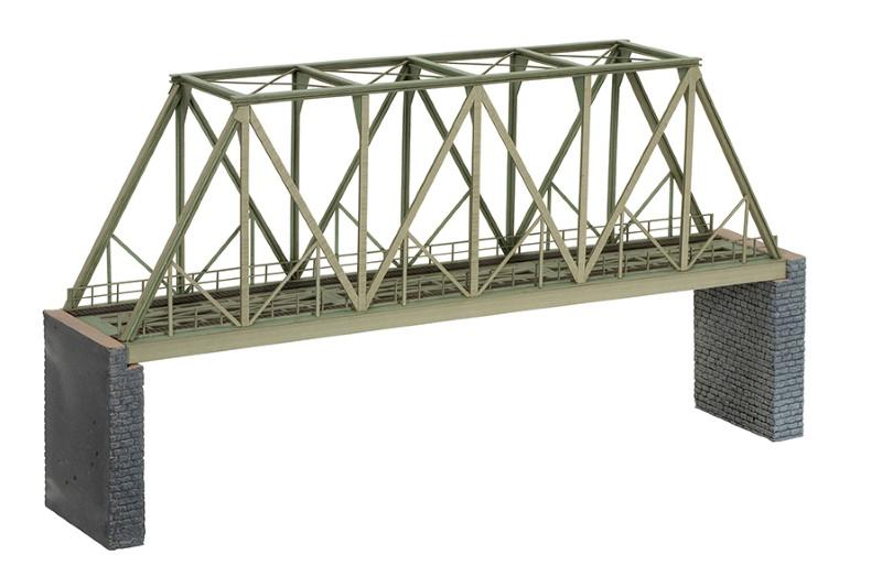 NOCH 67029 <br/>Brücke, Kasten-Brücke,