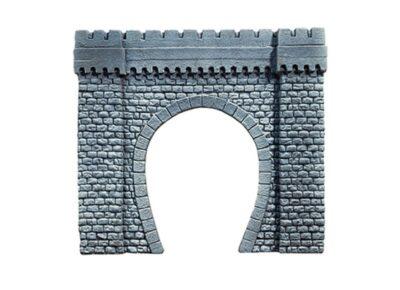 NOCH 67350 <br/>Tunnel-Portal, 1-gleisig, 44 x 37 cm