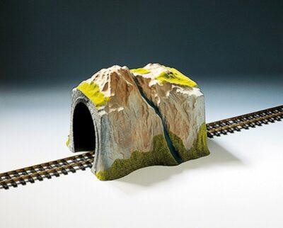 NOCH 67660 <br/>Tunnel, 1-gleisig, gerade, 38 x 32 cm
