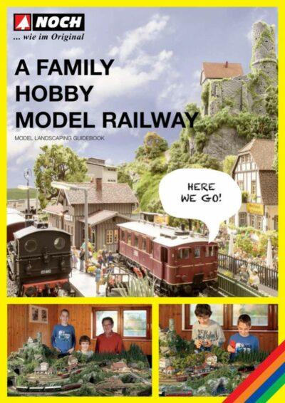 NOCH 71905 <br/>Ratgeber Familien-Hobby Modellbahn