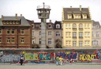 BUSCH 1016 <br/>Betonmauer