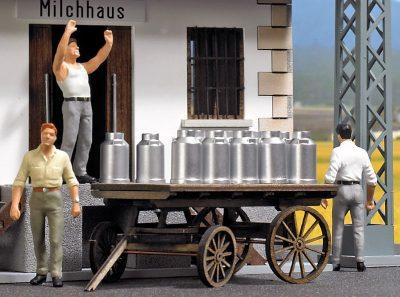 BUSCH 10262 <br/>Milchkannen