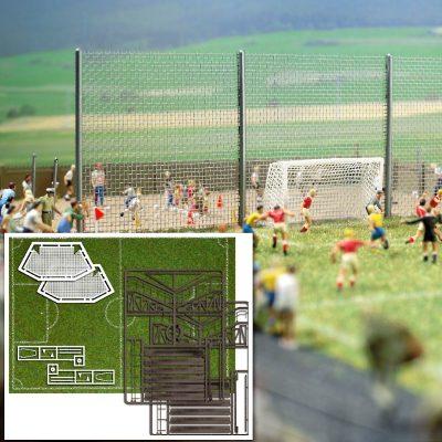 BUSCH 1052 <br/>Fußballplatz