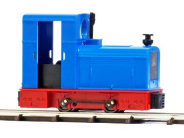 BUSCH 12132 <br/>Diesel-Lokomotive Deutz OMZ 122 F 1