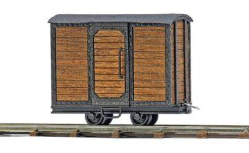 BUSCH 12230 <br/>Geschlossener Transportwagen 1