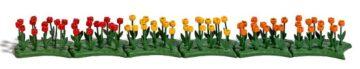 BUSCH 1242 <br/>Tulpen, fertig montiert, 70 Stück 1