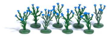 BUSCH 1247 <br/>Kornblumenpflanzen, 8 Stück 1