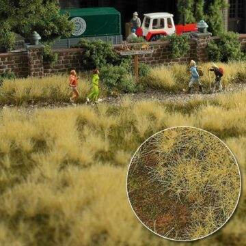 BUSCH 1305 <br/>»Groundcover«-Bodendecker: Herbstaue 1