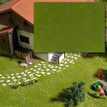BUSCH 1320 <br/>»Groundcover«-Bodendecker Maigrün/Graugrün 1