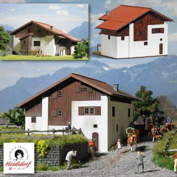 BUSCH 1442 <br/>Heidihaus (Schweizer Wohnhaus) 1