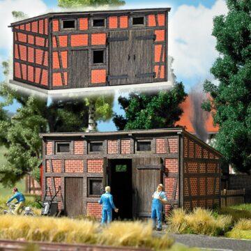 BUSCH 1455 <br/>Nebengebäude 1