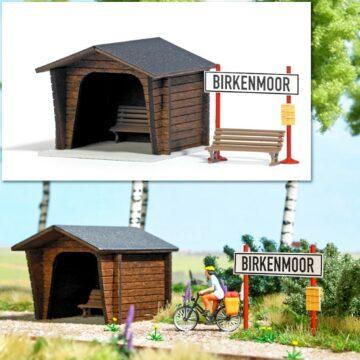 BUSCH 1463 <br/>Haltepunkt Birkenmoor 1