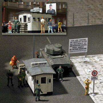 BUSCH 1490 <br/>»Checkpoint Charlie« 1