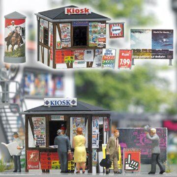 BUSCH 1494 <br/>Kiosk 1