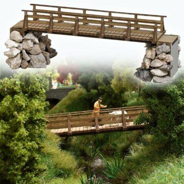 BUSCH 1497 <br/>Holzbrücke 1