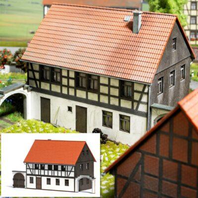BUSCH 1505 <br/>Bauernhof: Wohnhaus