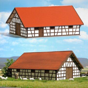 BUSCH 1519 <br/>Schafstall 1