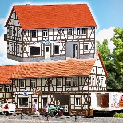 BUSCH 1530 <br/>Land-Metzgerei »Adler«